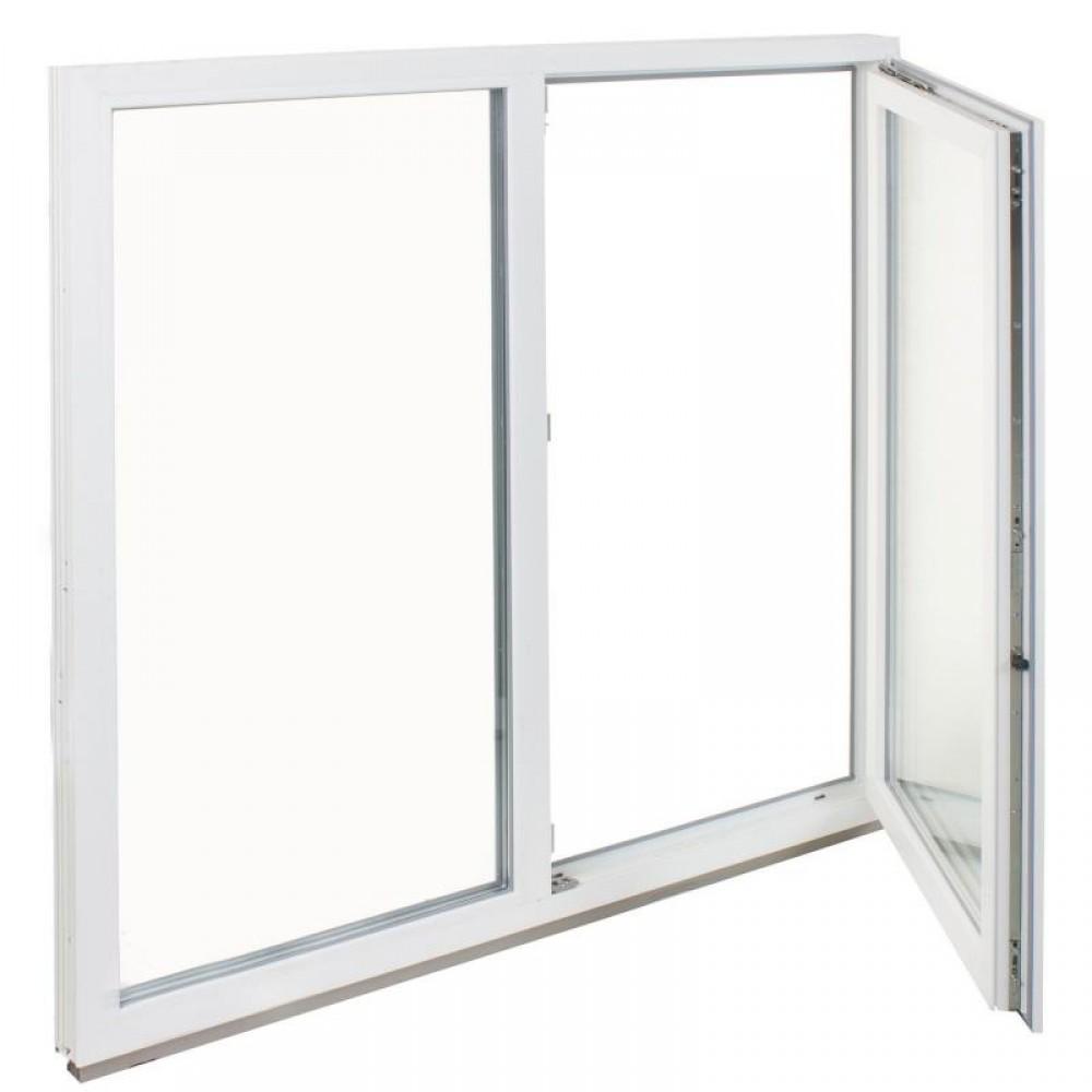 Окно ПВХ 3х камерное 1300х1400