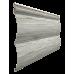 Docke LUX Сайдинг D4.7T Блокхаус 3660х240х1.2мм 0.88м2